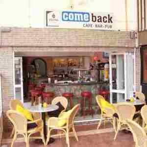 Come Back Bar